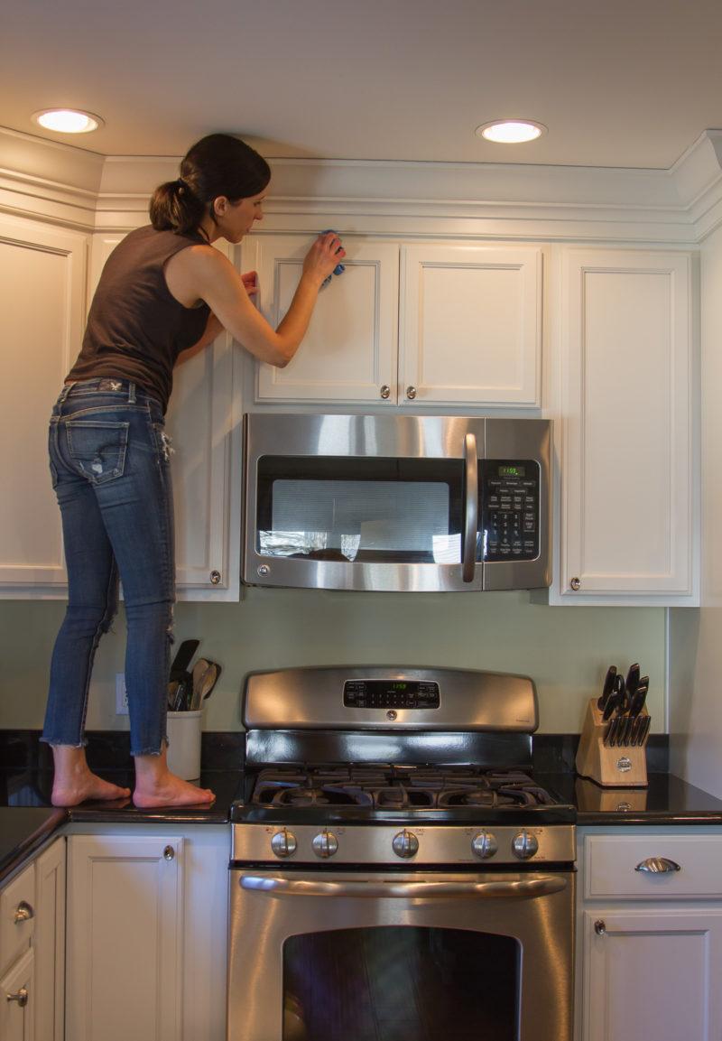Wondrous Cabinet Degreaser Recipe Amber Tiller Beutiful Home Inspiration Ommitmahrainfo